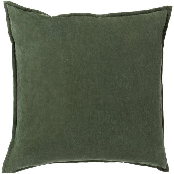 Emerald (CV-008) Solid pillow