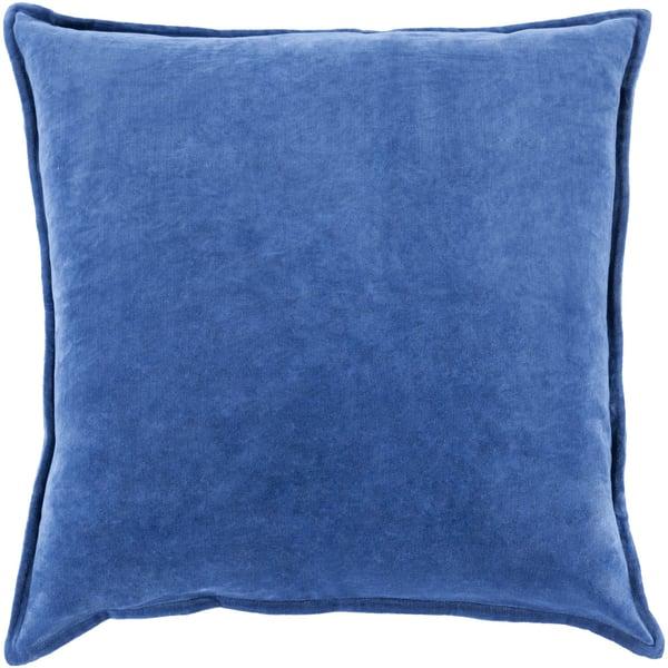 Cobalt (CV-014) Solid Pillow