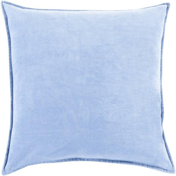 Sky Blue (CV-015) Solid pillow