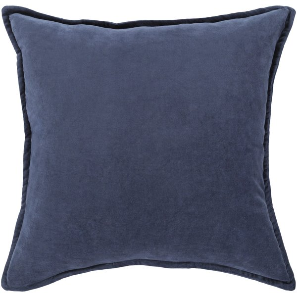 Navy (CV-016) Solid pillow