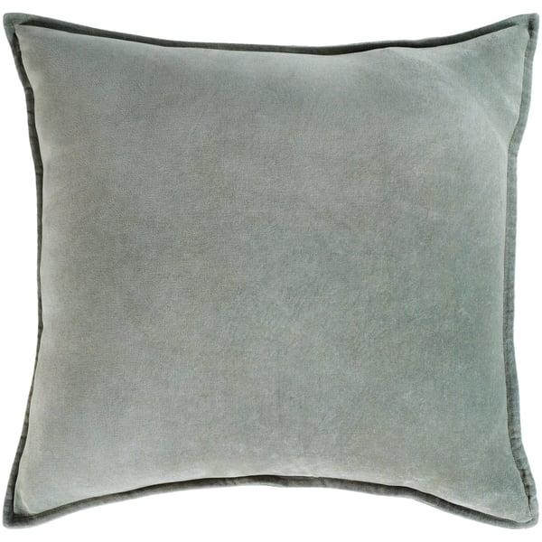 Light Gray (CV-021) Solid pillow