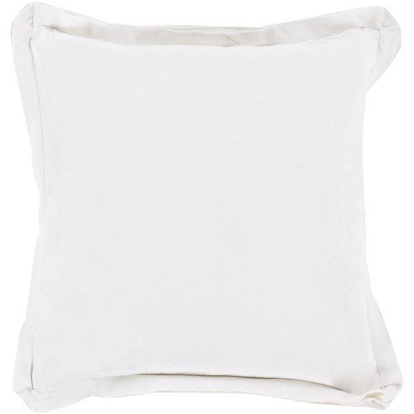 Ivory (TF-005) Solid pillow
