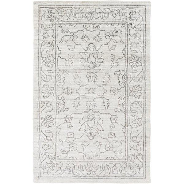 Ivory, Taupe (HTW-3000) Traditional / Oriental Area-Rugs