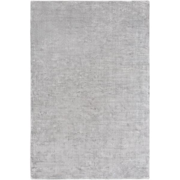 Medium Gray (BLL-3002) Solid Area Rug