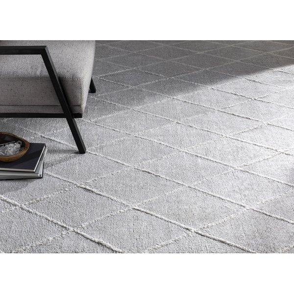 Ivory, White (JAQ-4002) Contemporary / Modern Area-Rugs