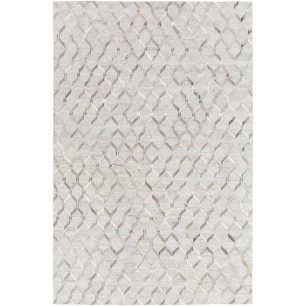 Camel, Medium Gray, Light Gray, Cream (MOD-1010) Animals / Animal Skins Area Rug