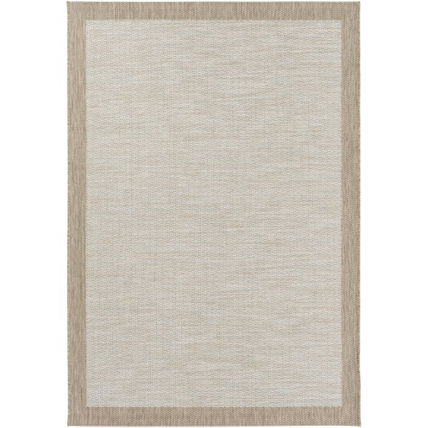 Sky Blue, White, Taupe (STZ-6001) Contemporary / Modern Area Rug