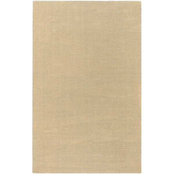 Camel (M-263) Solid Area Rug