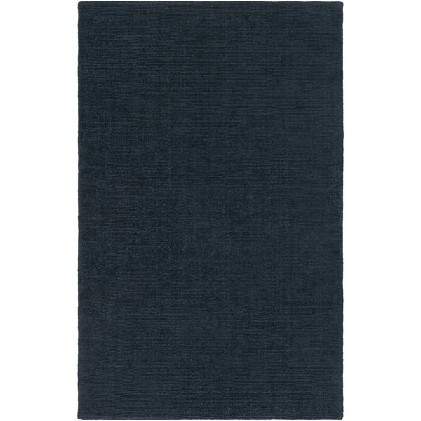 Navy (M-340) Solid Area Rug