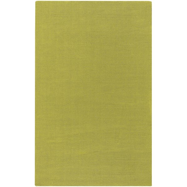 Green (M-337) Solid Area Rug