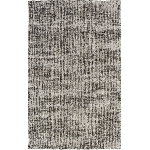 Navy, Charcoal (AEN-1002) Solid Area Rug