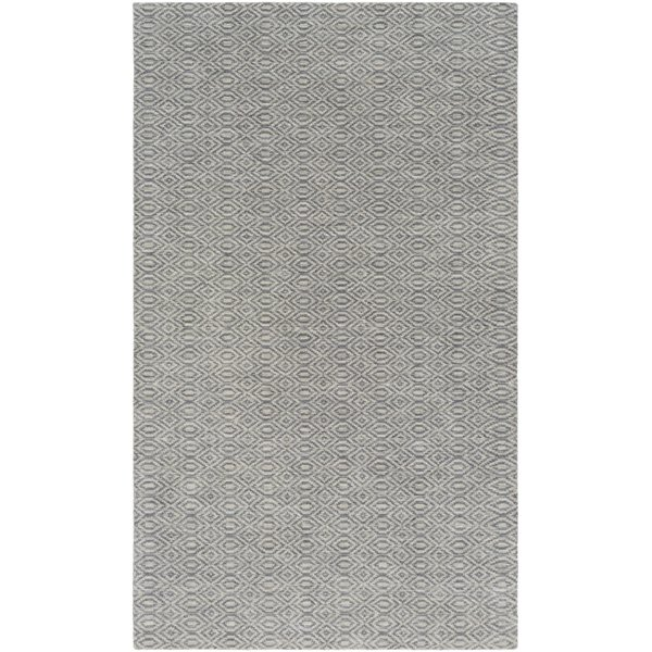 Sage, Charcoal (ASA-1000) Contemporary / Modern Area Rug