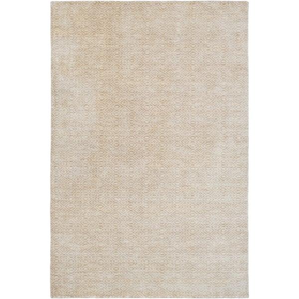 Khaki, Wheat (ASA-1002) Contemporary / Modern Area Rug