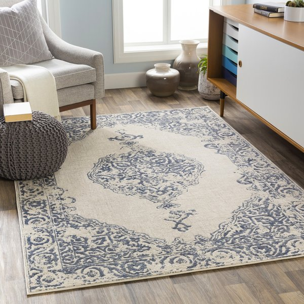 Charcoal (CIT-2386) Contemporary / Modern Area-Rugs