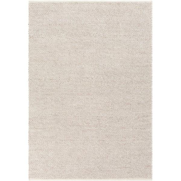 Camel, White (AZA-2304) Contemporary / Modern Area Rug