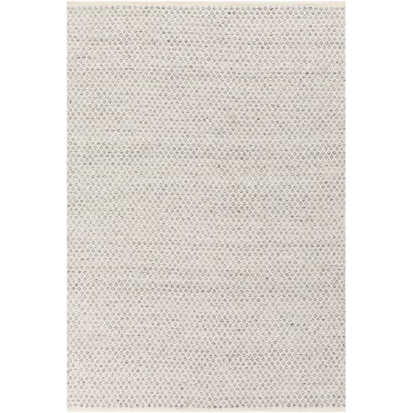 White, Grey, Ink (AZA-2306) Contemporary / Modern Area-Rugs