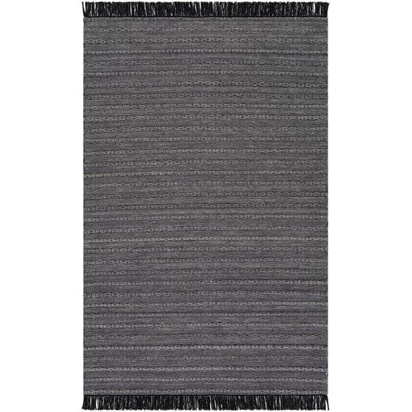 Medium Grey, Black, Silver Grey (AZA-2311) Contemporary / Modern Area-Rugs
