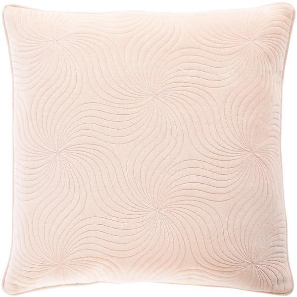 Peach (QCV-006) Solid Pillow