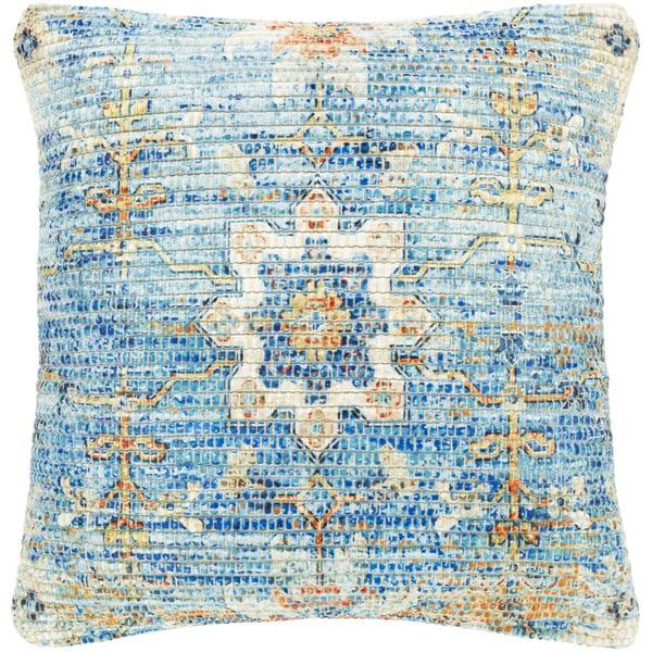 Aqua, Beige, Mint (DVS-003) Bohemian pillow