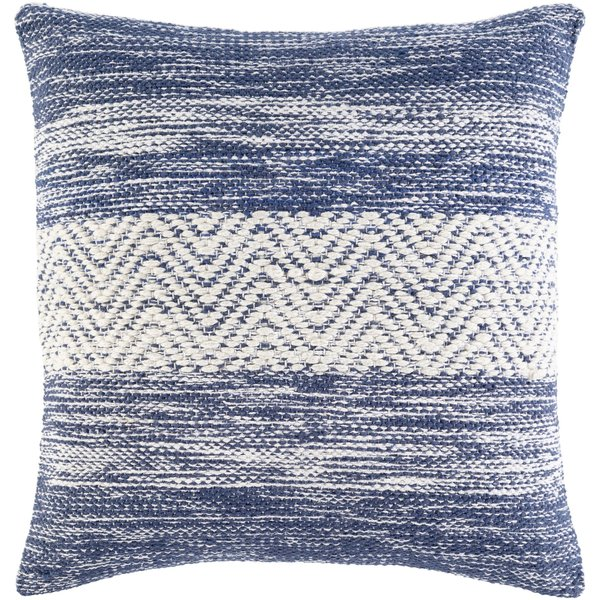 Beige, Denim, White (IVL-002) Contemporary / Modern pillow