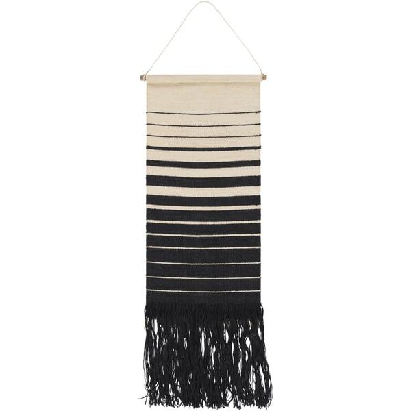 Black, Cream (KML-1000) Bohemian Wall-Hangings