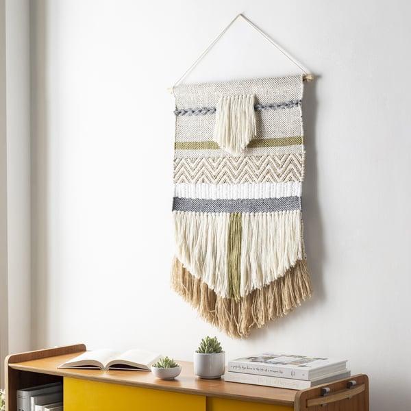 Khaki, Beige, Cream, Black (SFU-1000) Bohemian Wall-Hangings