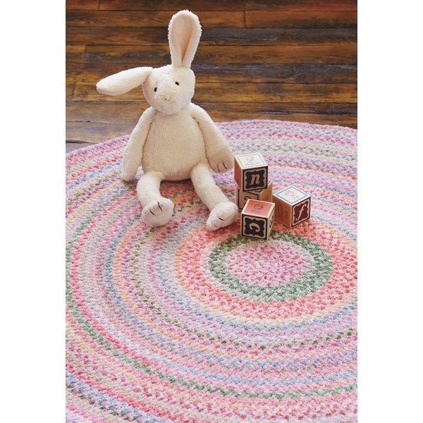 Pink Country Area-Rugs