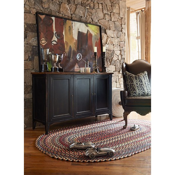 Wheat Country Area Rug