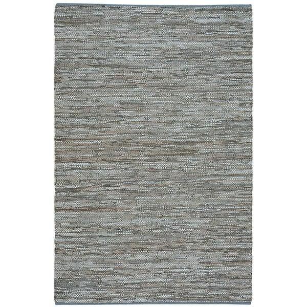 Light Grey Contemporary / Modern Area Rug