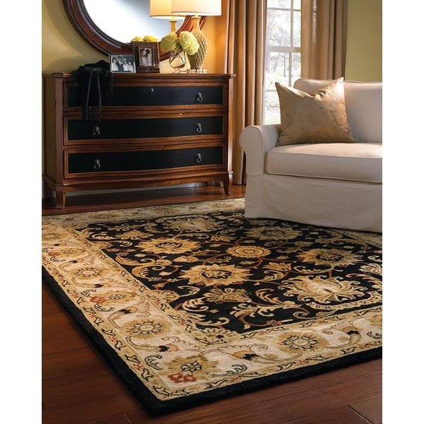 Onyx Traditional / Oriental Area Rug