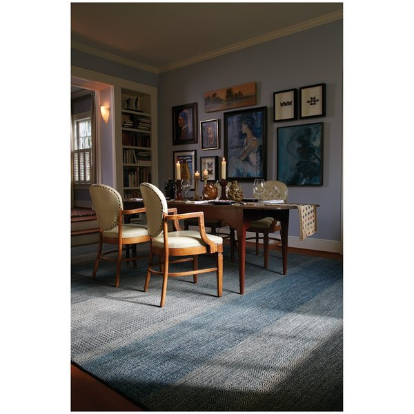 Midnight Blue   Moroccan Area-Rugs