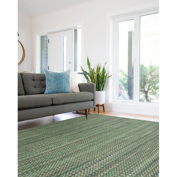 Green Solid Area-Rugs