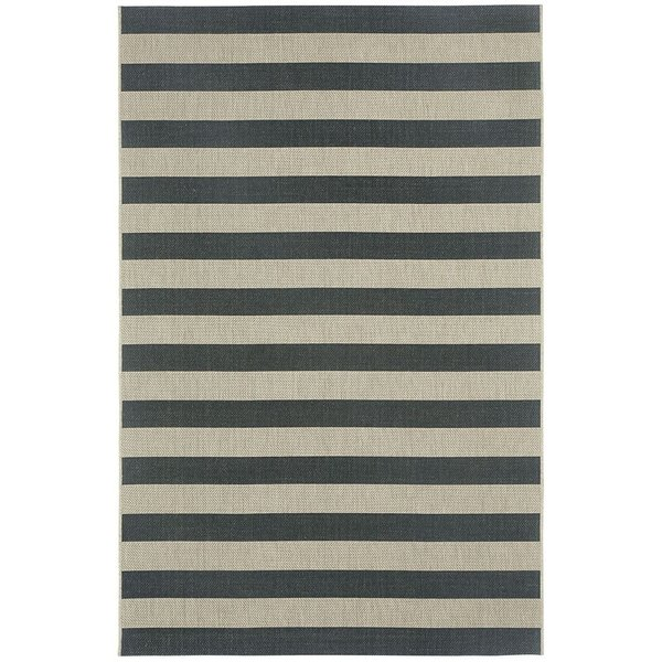 Cinders Striped Area-Rugs