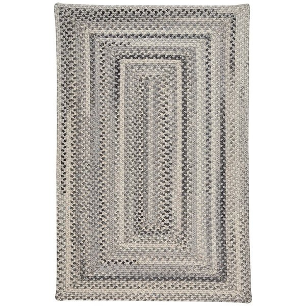 Grey Country Area Rug