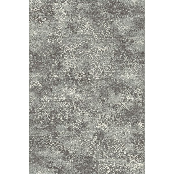 Blue, Grey (5969) Vintage / Overdyed Area Rug