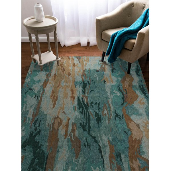 Patina (9144-06) Abstract Area-Rugs
