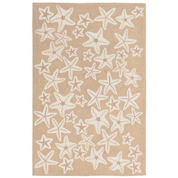 Neutral (1667-12) Beach / Nautical Area Rug