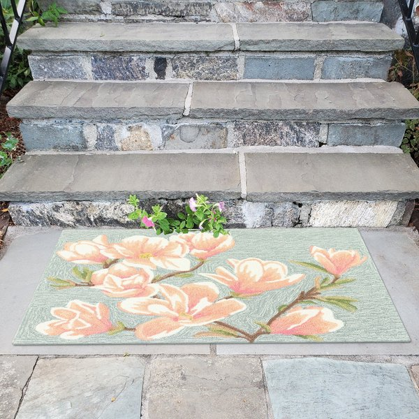 Chambray (1732-93) Floral / Botanical Area-Rugs