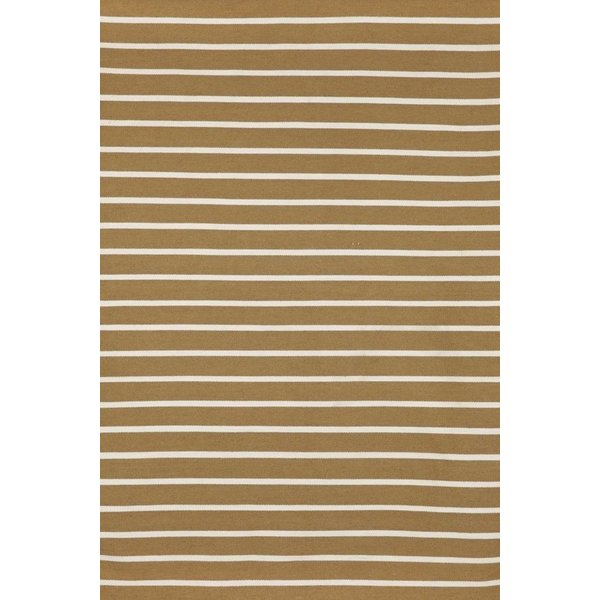 Khaki (6305-26) Striped Area Rug