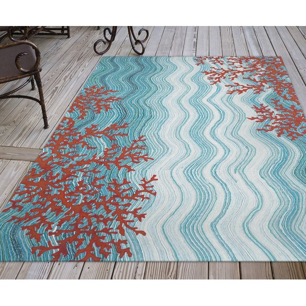 Water (3255-03) Beach / Nautical Area Rug