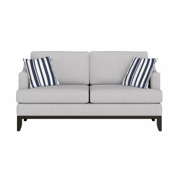 Navy, White (4179-03) Striped Pillow