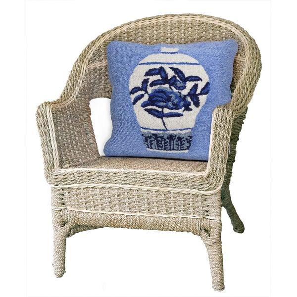 Blue (2410-03) Novelty / Seasonal pillow