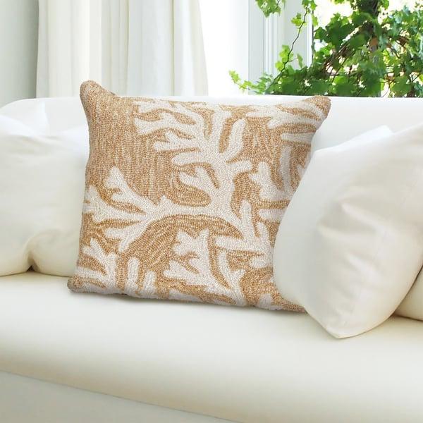 Neutral (1620-12) Beach / Nautical pillow