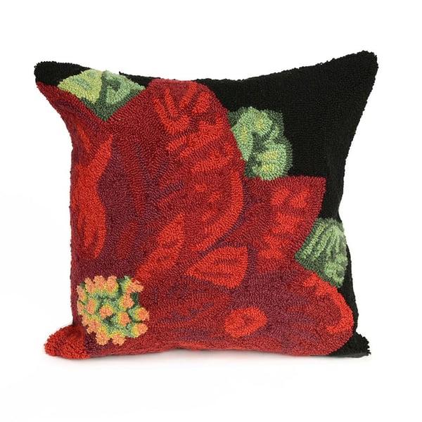 Black (2046-48) Novelty / Seasonal pillow