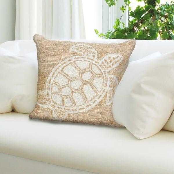 Neutral (1634-12) Animals / Animal Skins pillow