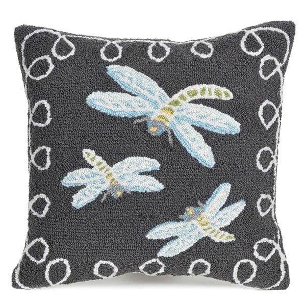 Black (2048-47) Novelty / Seasonal pillow
