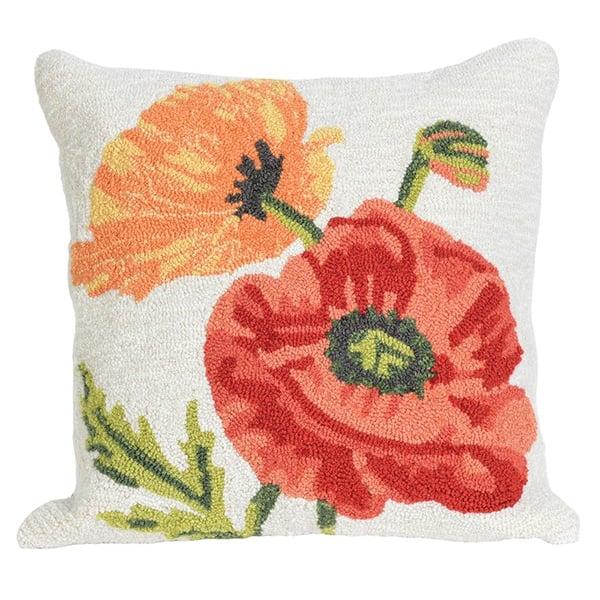 Neutral (2272-12) Floral / Botanical pillow