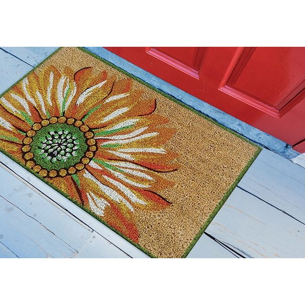 Yellow (2037-09) Floral / Botanical Area Rug