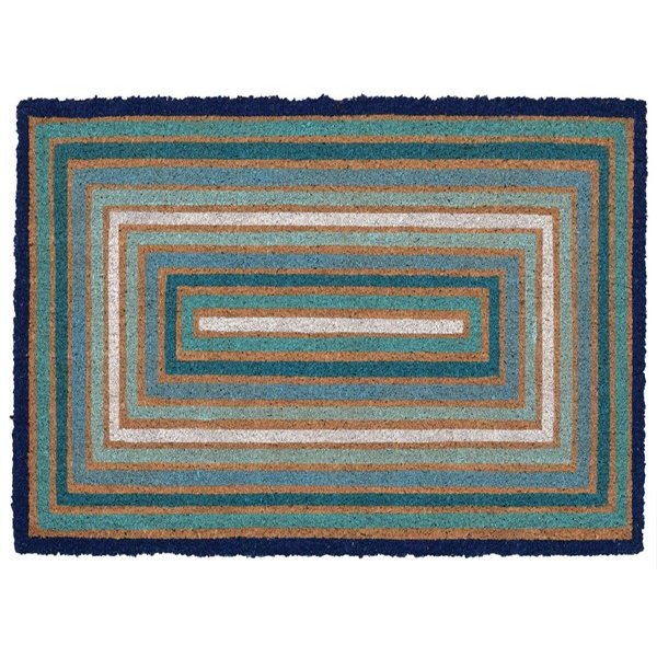 Blue (2005-03) Country Area Rug