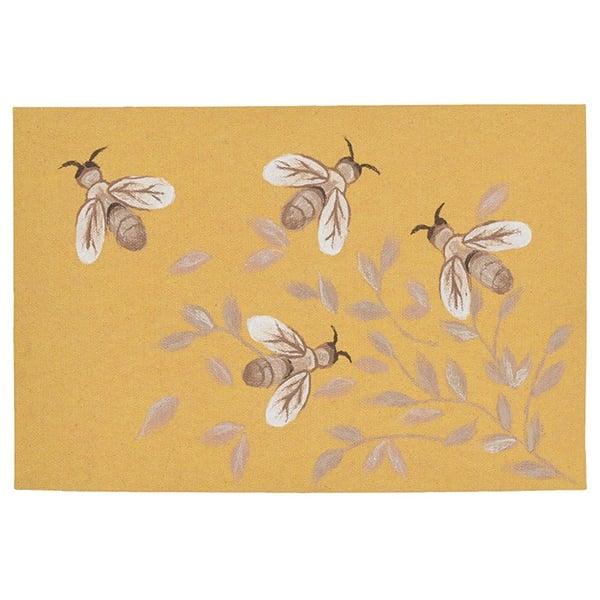 Honey (3289-09) Novelty / Seasonal Area Rug